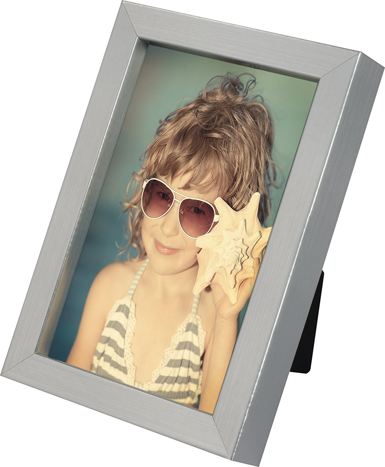 4 x 6-Inch Picture Photo Frame, ALU